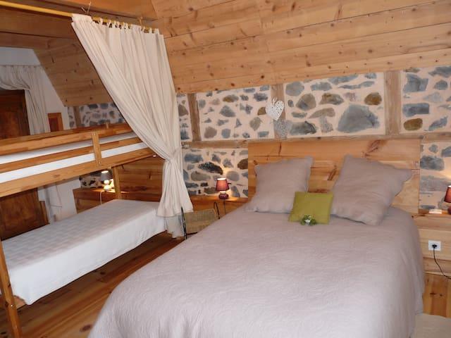 Un coin de paradis avec vue panoramique - Le Monteil - Annat