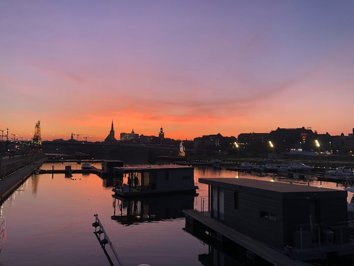 Odra Dream 4  Houseboat Szczecin