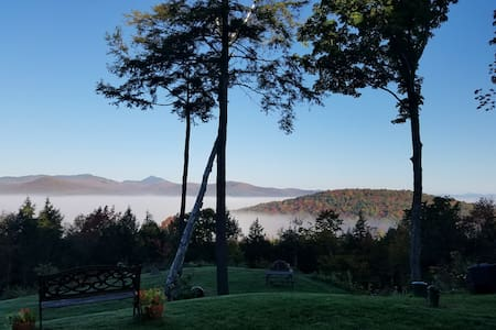 Above the Clouds Retreat - Moretown