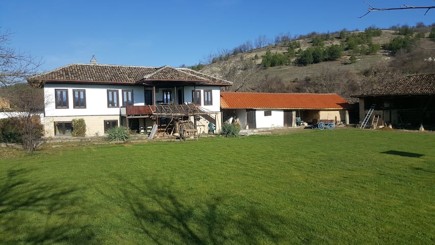 A Bulgarian Home