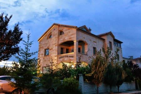 UCHİSAR STONE HOUSE CASTLE ROOM