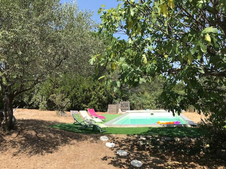 Villa 110 m² avec piscine