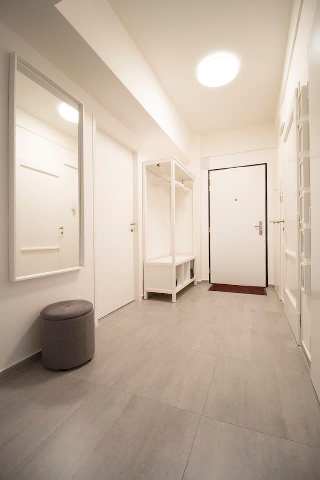 Cozy City Center Apartment