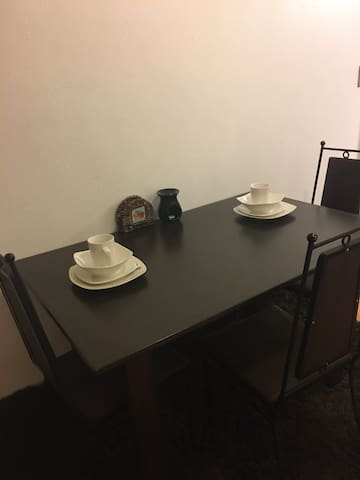 Budget friendly bed and breakfast