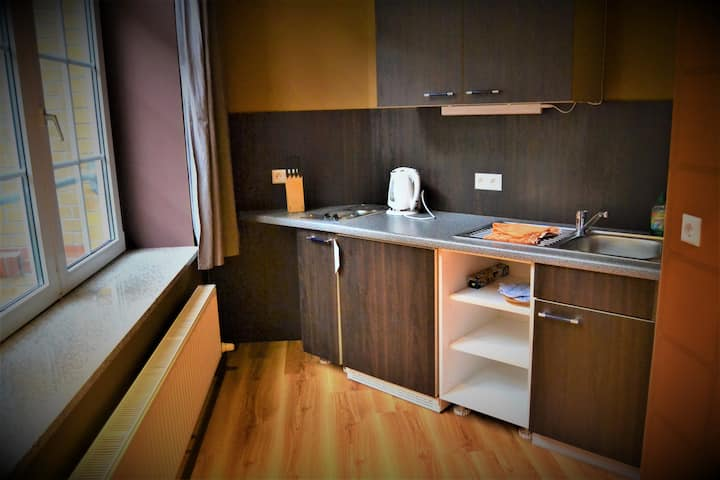 8-bed dorm mixed Ensuite ,Kitchen 2