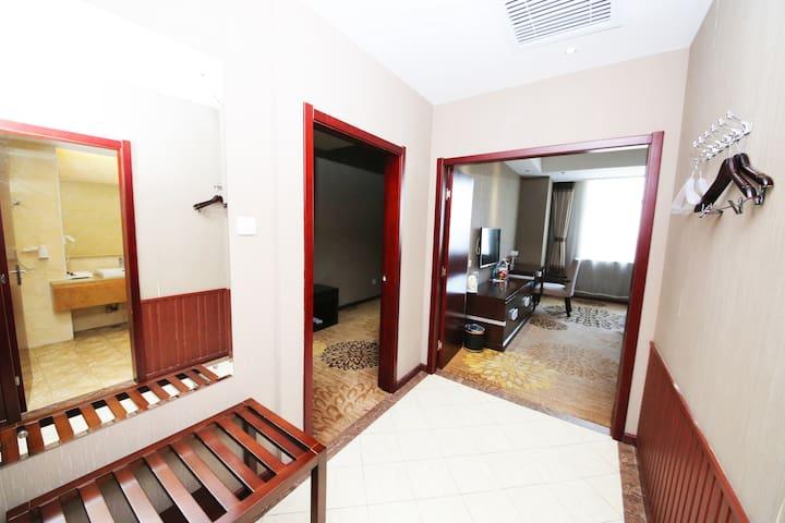 悦旬酒店公寓