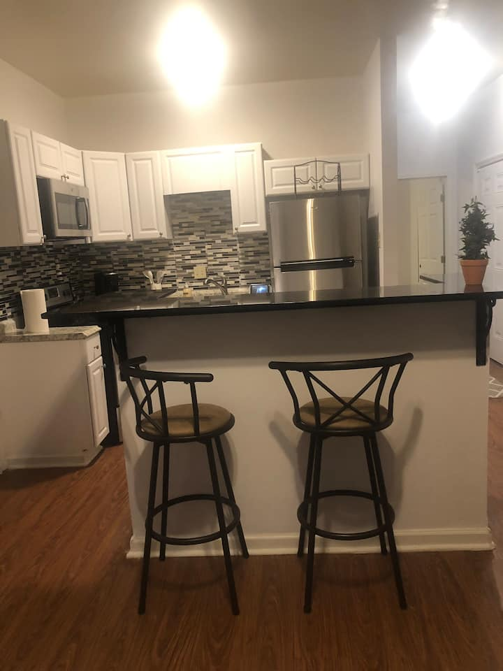 Comfy 3BR/2BA Home Downtown Memphis Near St. Jude
