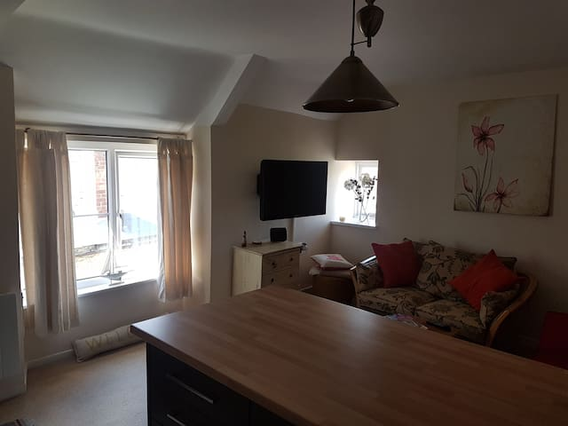 Central flat in Lovely Cirencester