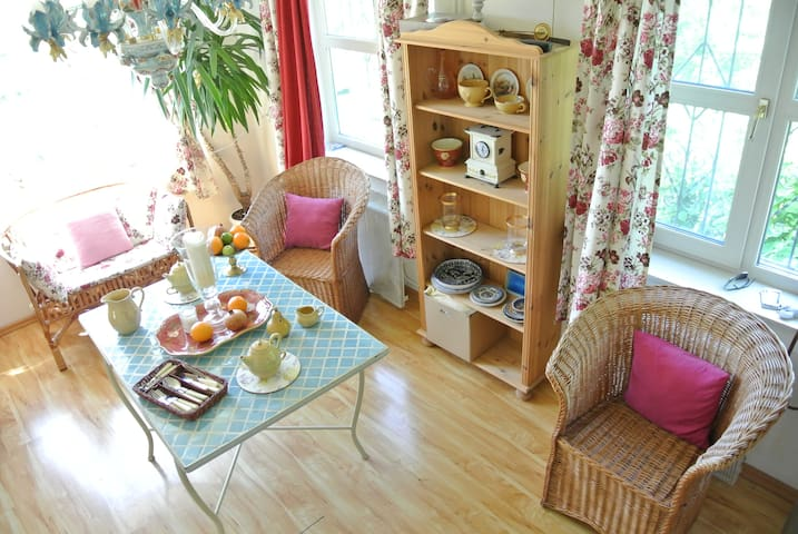 Cute village 60 km from Kiev, Rooms to rent