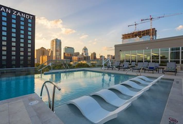 1 nice and large 1 bedroom apt downtown/rainey