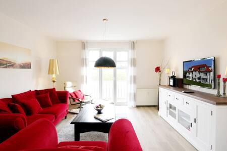 Schmachter-Seeblick - tolle Wohnung in Binz