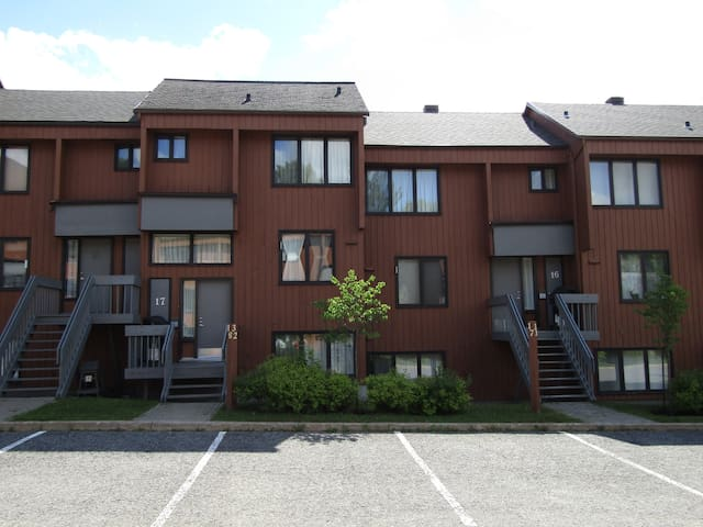 A townhouse close to Québec and Charlevoix!