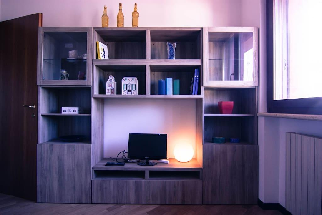 Soggiorno confortevole / Cozy livingroom