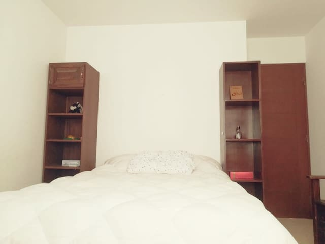"""Small apartment near to """"La Recoleta"""""""