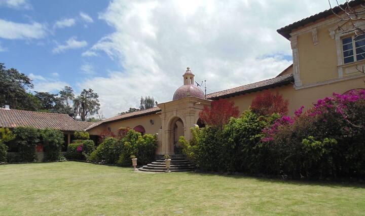 Alojamiento en La Mansion del Dean