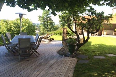 Maison de caractère proche Annecy / Aix-les-Bains - Cusy - Hus