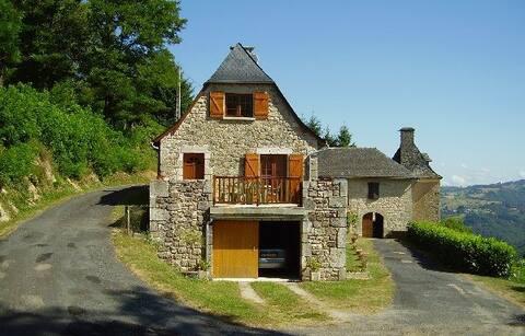 Gite Aveyron Elevage chevaux