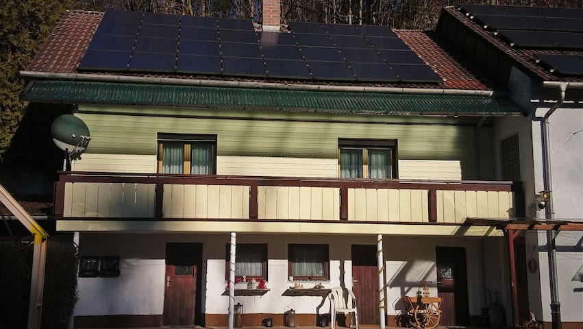 Beautiful house with sauna by Munich, Bavaria.
