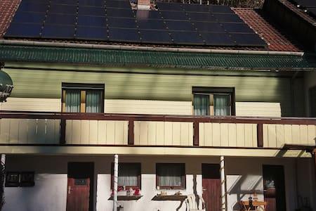 Уютный дом с сауной в самом сердце Верхней Баварии
