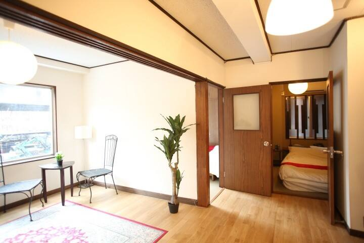 5min walk to Akihabara!!!10 ppl☆Free wifi!#AS213 - Taitō-ku - Apartment