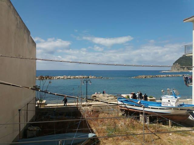 L' appartamento perfetto vista mare - Agnone Cilento - Apartment