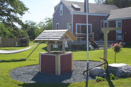 "The Red House ""New"" Unit nice for 6 - Cranberry Isles"