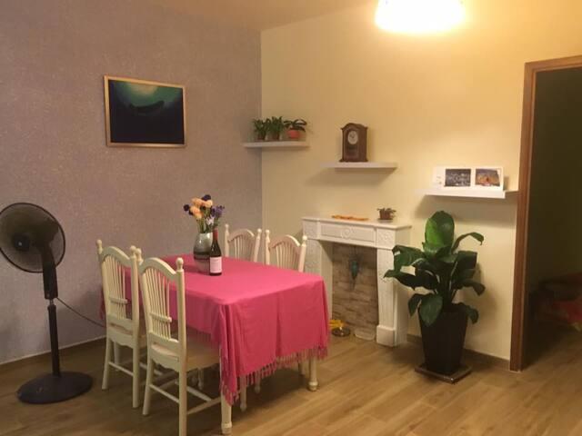 Leona's house