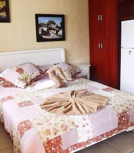 2 BEAUTIFUL Rooms w/TROPICAL GARDEN - San José - Bed & Breakfast