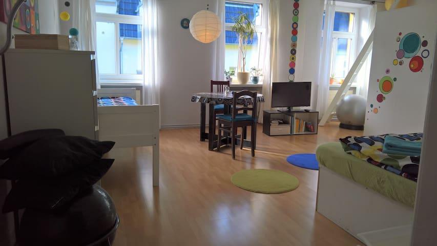 Das kunterrunde Zimmer