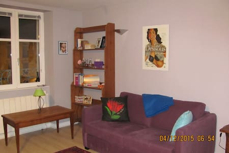 Lumière en centre ville - Bourg-en-Bresse - 公寓