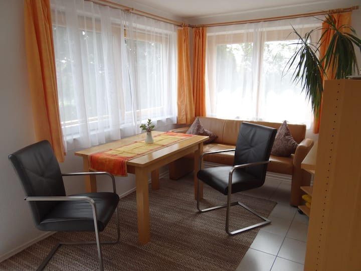 Apartment in the vineyards of Freiburg
