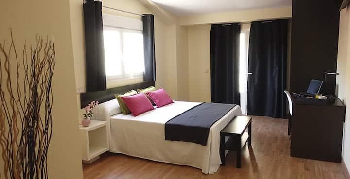 Habitación Superior cama King
