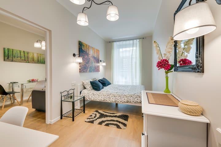 Apartment in Riga's most elegant neighborhood