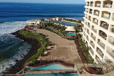 Paradise Condo  Resort in Rosarito Mexico.