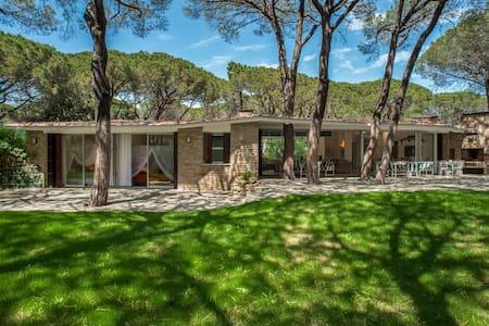 Villa la Rampa - Roccamare pinewood - Castiglione della Pescaia