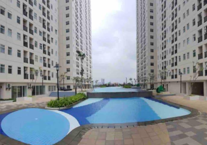 COZY Apartment 2BR at Ayodhya, Tangerang