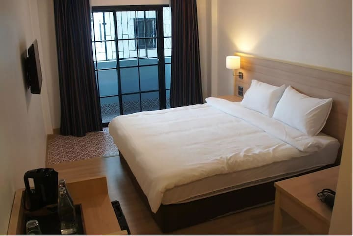 RCN Court&inn#6(double bed大床)room only