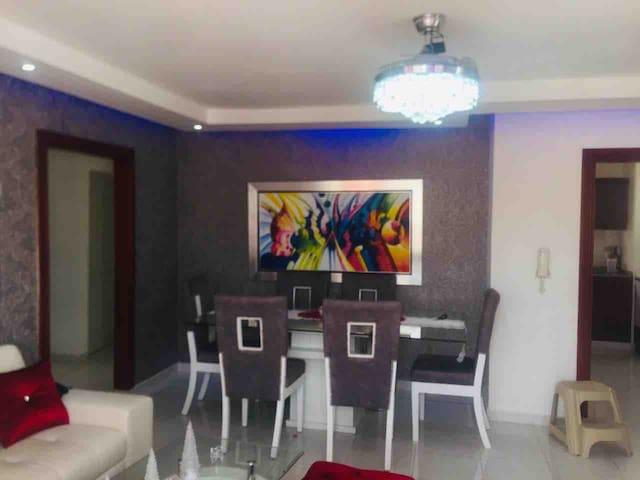 Alquilo Hermoso apartamento