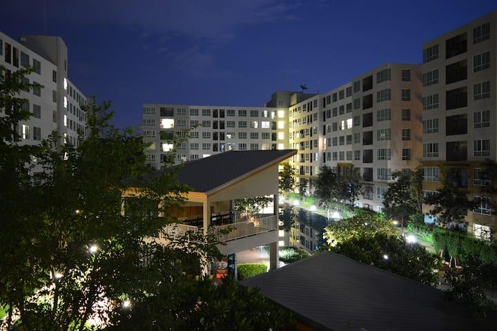 Chiang Mai's most convenient mall next door