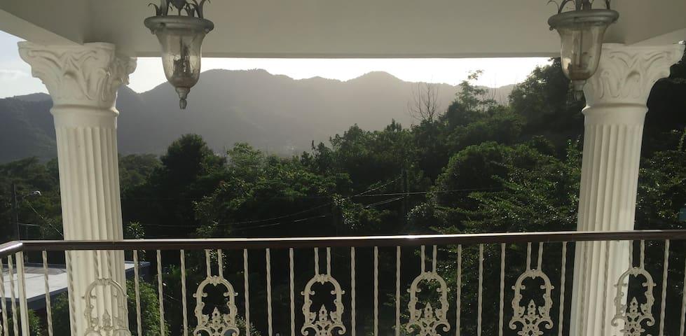 Prívate Bedroom near Ponce (1st Floor)
