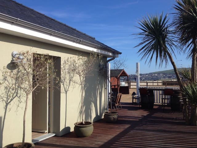 Stunning cottage on the beach - Wicklow - Cabana