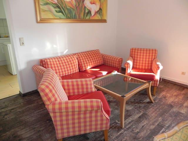 Domkes Pension garni, Wohnung Heringsdorf
