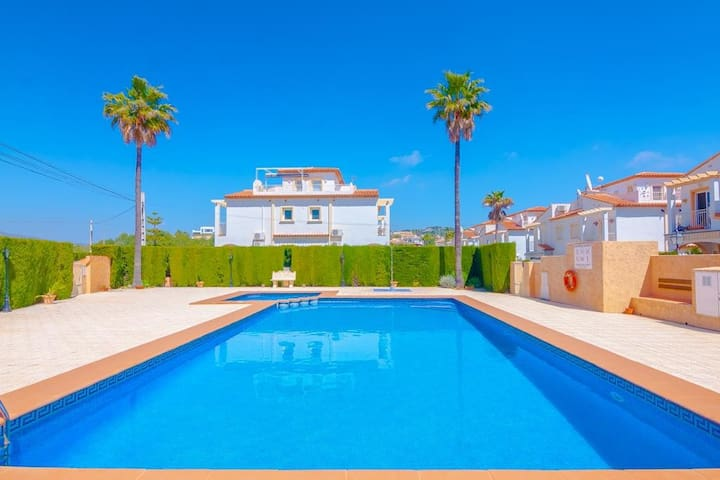 Holiday homes Michel 4 - Calpe - House