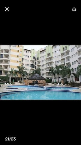 THERMAS PARADISE RESIDENCE RIO QUENTE - Rio Quente - Serviced apartment