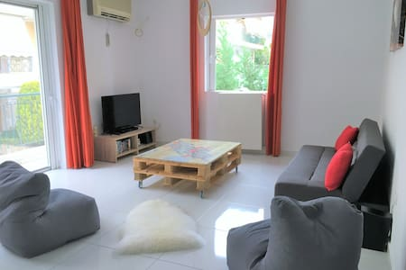 Scandinavian experience in Athens - Agios Dimitrios - Apartment