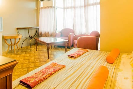 Bargain Backpacker Budget Condo Wifi Gym En Suite - Manila - Condominium