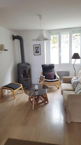 1er salon/living room