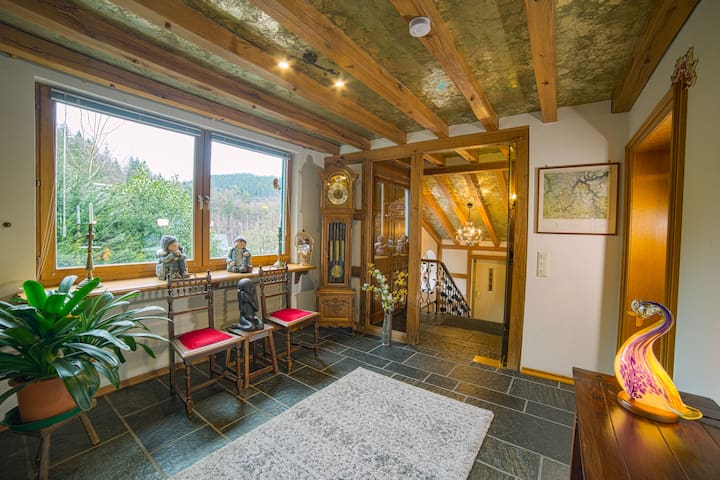 Bed and breakfast Eleganza Monschau (Familiekamer)