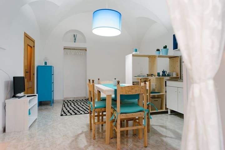 casa turchese