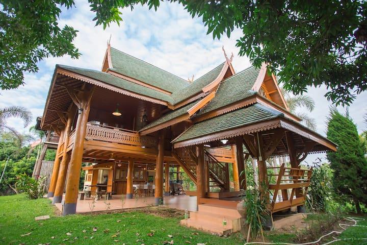 Chiang Mai Mae Rim Thai House
